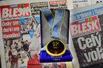 Dočkáme se další zlaté? Národní muzeum na Vítkově vzpomíná na Nagano