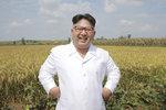 Jeho lid hladoví, on si užívá luxusu: Kim Čong-un nakoupil diamanty a víno za miliony