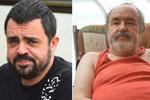 Bavič Novotný měl otravu krve! Syn Pavel promluvil o jeho stavu