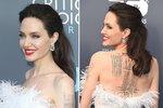 Ležérní účes podle Angeliny Jolie, který hravě zvládnete do patnácti minut