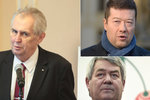 Experti: Vláda Babiše s SPD a komunisty je strašák, Zeman chce zpět jednání s ČSSD