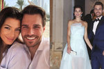 Mareš zveřejnil první fotku s novou manželkou a strhla se lavina VIP gratulací