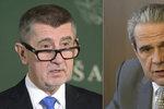 Babiš: Vládu opět nabídnu ODS. Murín je ohrožení demokracie, komunisté ne