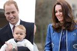 Těhotná vévodkyně Kate prozradila: Williamovy problémy s třetím dítětem!