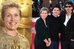 Příběh oscarové herečky McDormand: Adopce a puberta plná drog!