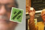 V Praze se dražila nejvzácnější československá známka. Prodala se za téměř 8 milionů