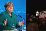 Němci řeší nacistický paragraf o potratech. Merkelová by ho ponechala