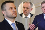 Fico podal demisi, nahradil ho vicepremiér. Demonstrantům to nestačí
