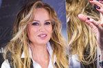 Sklenaříková na skok v domovině: Botox ve tváři a doplňky za miliony korun!
