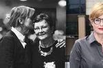 Jitka Schneiderová ukázala maminku: Jsi moje láska, vzkázala jí
