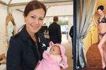 Jana Doleželová má 9 měsíců po porodu postavu jako lusk! Řekla, jak to dokázala