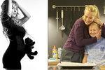 Těhotenství Krejčíkové není jen tak! Seriál Ulice čekají změny