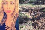 Hollywoodskou hvězdu (†25) našli mrtvou! Tělo leželo v mělkém hrobě