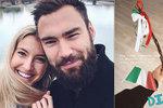 Přítel Nováčkové nepobral české Velikonoce: Oni nás vnímají jako islám, vysvětluje modelka