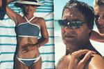Sexy Peštová se před Haberou blýskla: Na pláži se rozvalila v modelu za 10 tisíc!