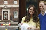 Přípravy na porod vévodkyně Kate: Zátarasy u porodnice!