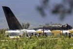 Při pádu vojenského letounu zahynulo 257 lidí: Mezi oběťmi jsou i děti