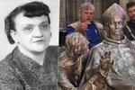 Dojemný příběh nové sochy na Hradě: Autorka model začala tvořit před 80 lety, rodina ho ukryla před komunisty
