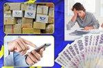 Češi prohrávají s Evropou: Nízké platy, drahé bydlení, volání i pošta