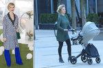 Je to bezpečné? Vlastina Svátková nechala syny v kině a šla nakupovat s kočárem!