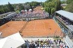 U Stromovky se hraje tenis. Turnaj na týden omezí dopravu v okolí