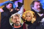 Nejpokleslejší reality show Štiky: Kokta chytil Moniku pod krkem! A diváci přepínají...