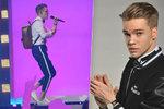 Mikolas Josef postoupil do finále Eurovize! Český zpěvák zabodoval na plné čáře