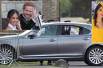 Svatba Harryho a Meghan ONLINE: Policisti nechtěli pustit George Clooneyho s Amal na mejdan!