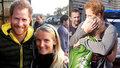 Přátelství mladé veteránky a prince Harryho pomalu ale jistě budí pozornost.