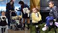 Uprchlice porodila na útěku před ISIS. Do Prahy přiletěla i s dcerou