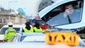 Netrubte na taxikáře, udržujte provoz. Policisté apelují na naštvané řidiče