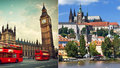 Bydlet v Praze a létat denně do Londýna je prý levnější než v něm přímo bydlet