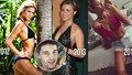 Jágrova nová holka vždy nebyla hubená. Rok po Miss přibrala 10 kilo!