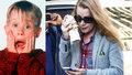 Sám doma a vlasatý? Macaulay Culkin (35) se mění ve slečnu?!