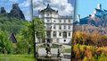 Nejkrásnější hrady a zámky Libereckého a Ústeckého kraje