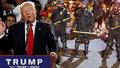 """""""Trump je fašista,"""" hřměl dav: Předvolební vystoupení ukončila policie"""