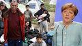 Berlín chce zaměstnat uprchlíky: Dostanou přednost i před Čechy