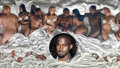 Donald Trump, Kim Kardashian i Taylor Swift spolu v posteli: Kanye West do klipu svlékl 12 celebrit i svou manželku!