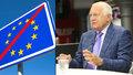 Klaus v ruské televizi mluvil o proměně EU a vzhlížel k Trumpovi