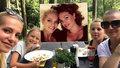 Dara Rolins na večeři s těžce nemocnou manažerkou: Máme se krásně, pochlubila se na sociální síti