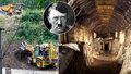 Vlak s nacistickým zlatem neexistuje: Místo tunelu jen kamení a hlína