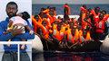 Stop utopencům, žádá evropská petice. Chce pustit uprchlíky do letadel
