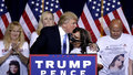 Trump při svém proslovu a setkání s matkami děti, které jim zabili ilegální imigranti