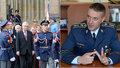 Z funkce velitele Hradní stráže byl odvolán plukovník Petr Prskavec (vpravo).