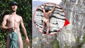 Mladý horolezec nepotřebuje lano ani oblečení: Skály zdolává úplně nahý!