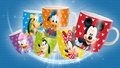 Disney kolekce hrníčků právě teď v BILLE