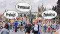 Prahajzl, tramsexuál či zbohnit se. Znáte pražský slang i nová slova?