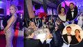 Ples jako Brno: Vrchol společenské sezóny ve znamení velkých výstřihů a pompy