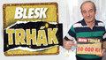 Čtenář Blesku Milan Dráb (68) z Prahy: K důchodu získal díky Trháku 10 000 Kč!