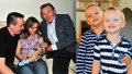 Tajemství slavné rodiny prozrazeno: Takhle žijí Gottovi vnuci!